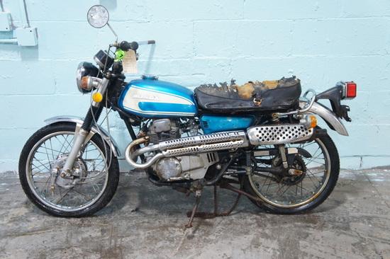 1973 Honda CL200