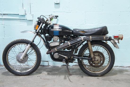 1973 Harley Davidson SX125
