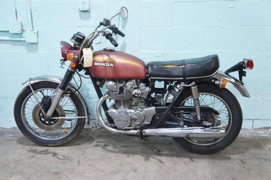1972 Honda CB450
