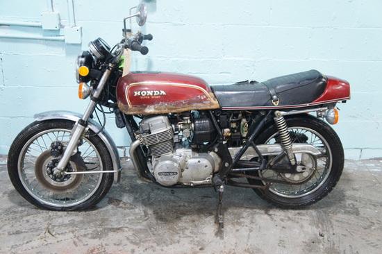 1975 Honda CB750F