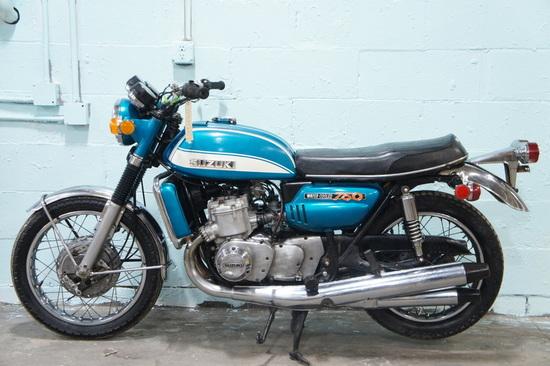 1972 Suzuki GT750