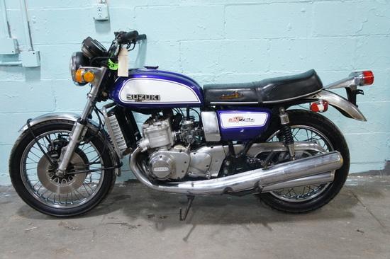 1974 Suzuki GT750