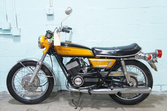 1972 Yamaha DS7