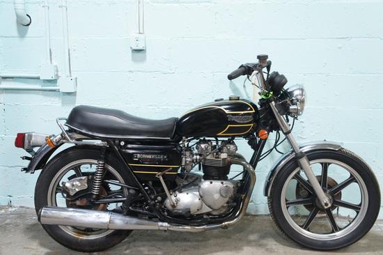 1979 Triumph T120 Bonneville Special