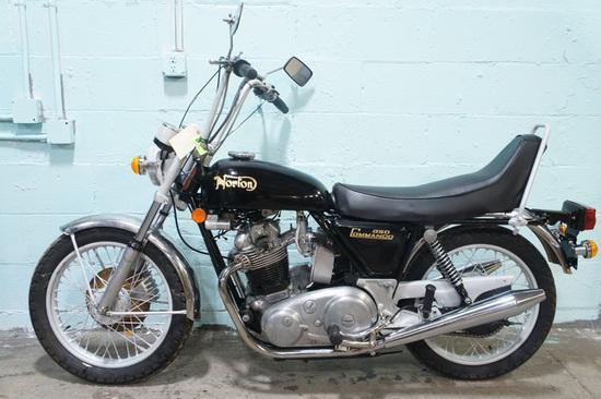 1974 Norton High Rider Commando