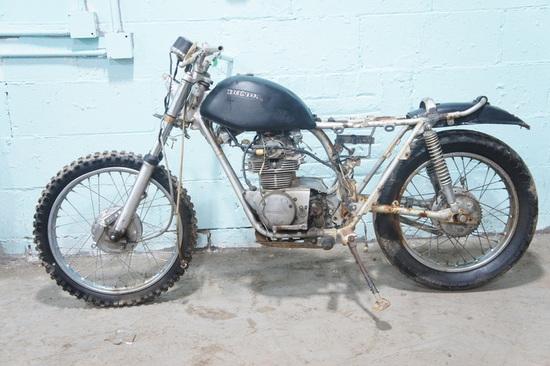 1970 Honda SL175