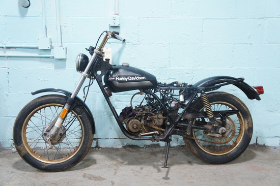 1976 HARLEY DAVIDSON SS250