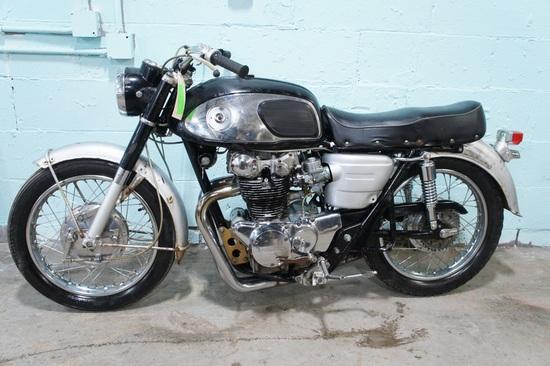 1966 Honda CB450