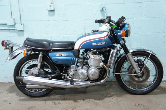 Absolute Motorcycle Auction - Mach IV Motors