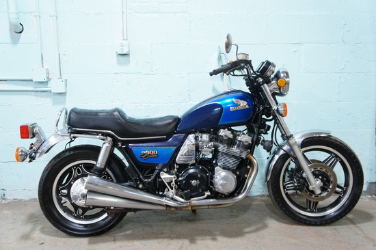 1982 HONDA CB900C