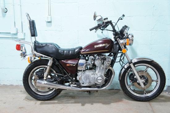 1979 SUZUKI GS750L
