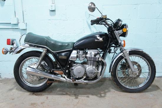 1981 HONDA CB650 CUSTOM