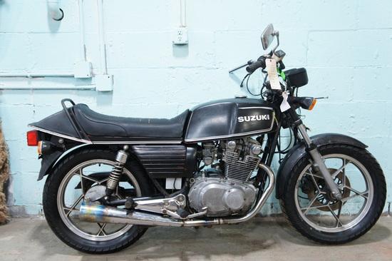 1981 SUZUKI GS450