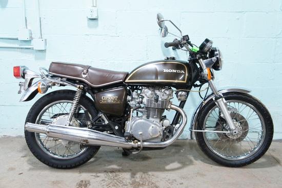 1975 HONDA CB500T