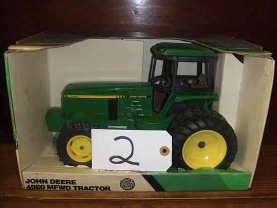 JOHN DEERE 4960 MFWD TRACTOR