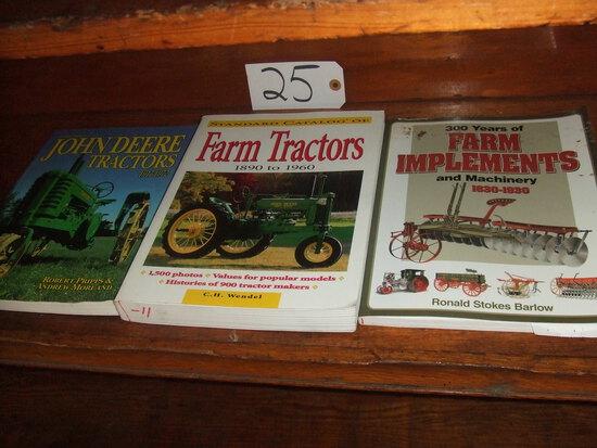 1917-1972 JD TRACTOR CATALOG - 1890-1960 FARM TRACTORS CATALOG