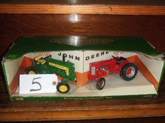 JOHN DEERE 330 & 430  TRACTORS
