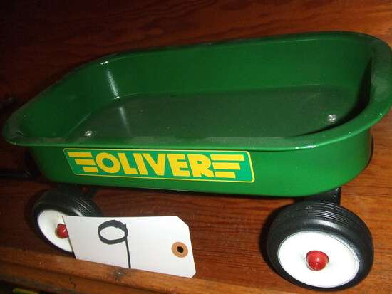 OLIVER TOY WAGON