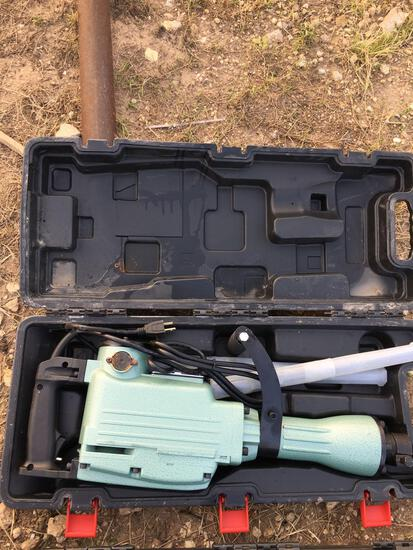 New Electric Jack Hammer