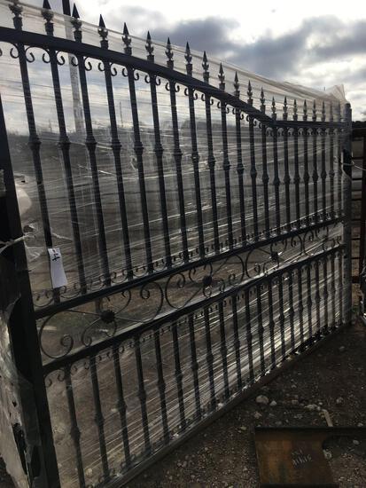 20' Bi-Parting Gates