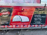 30'X20'X12' Storage Shelter