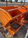 Unused Dumpster