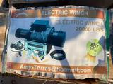 20,000# Electric Winch