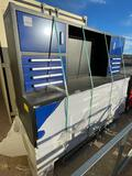 New Workbench... 7' -- 18 drawer--- 4 door
