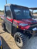 2018 Polaris Ranger 1000XP Crew Cab/Air/Heat --- 280 hours Tinted Windows VIN 29644