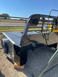 CM Model ER Skirted Flatbed w/4 Boxes & Trough Per CM fits GM Dually Has little damage to front