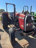 Massey Ferguson 261 2WD Tractor Showing 791 HRS Manual in Office S/N 19003