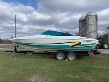 Baja Boat 25L
