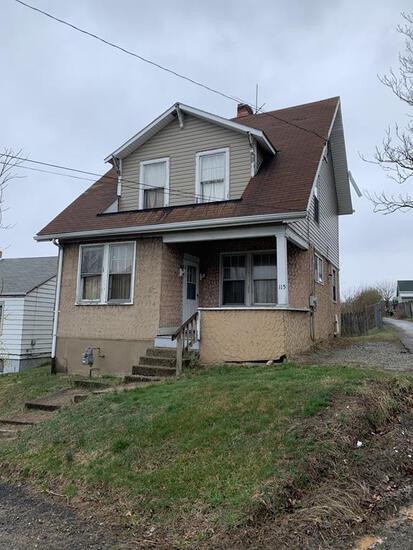 113 & 115 Madison Ave Uniontown PA 15401