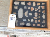 ARROWHEAD COLLECTION W/ CLOVIS POINT, WY