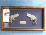 REMINGTON DOUBLE DERRINGER, BY THE FRANKLIN MINT
