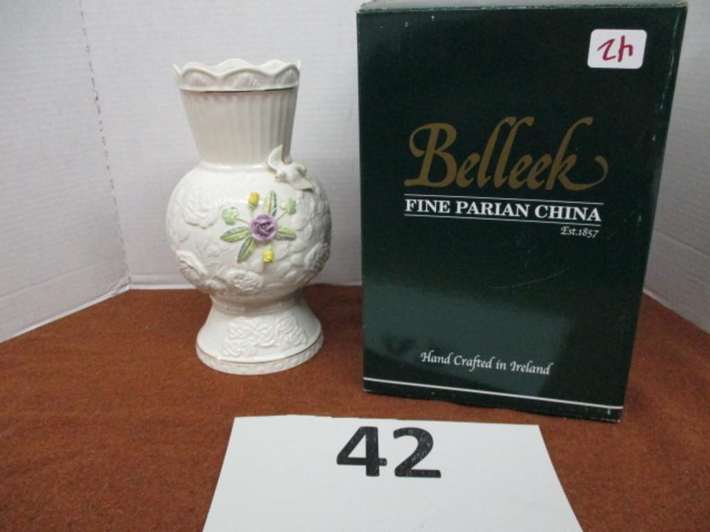 Belleek fine Parian china