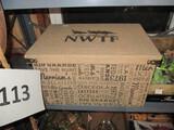 3 NWTF storage boxes