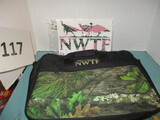 NWTF bag and decal