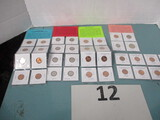 Misc Uncirculated and proof coins