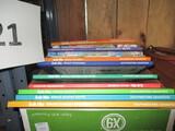 Lot of childrens books