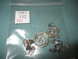 marked and unmarked sterling lot