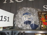 NOS Miller light wreath