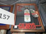 Gilbeys gin