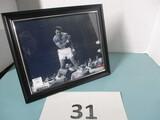 Muhammed Ali signed photo
