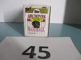 1953 Topps archives