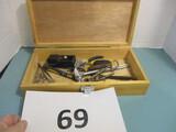 Miniature tool lot