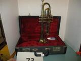 Bundy Trumpet with case