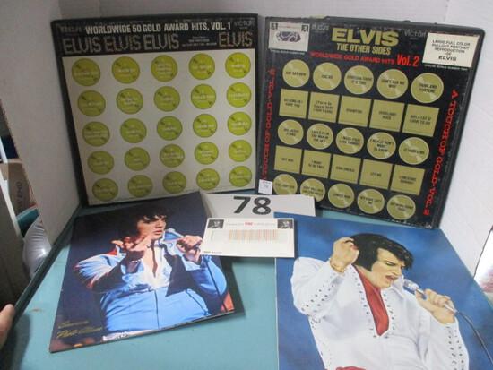 Elvis, Barbie, Coins