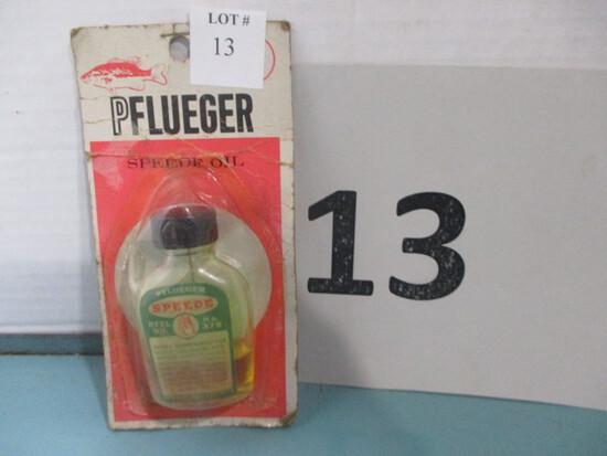 Pflueger Speede Oil NOS