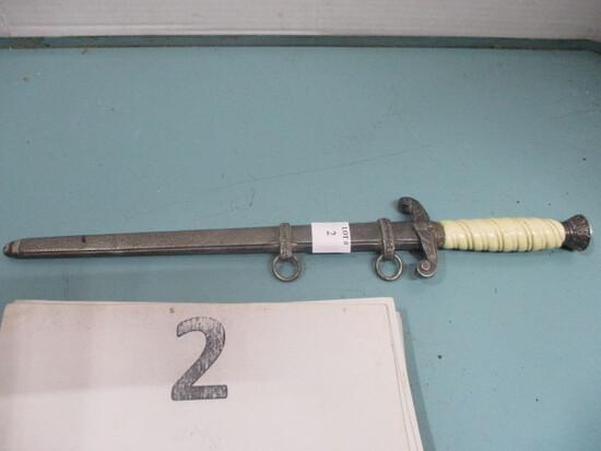 Alcosa Solingen Nazi Wehrmacht Heer Officers Dagger